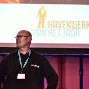 Michel Koot , Rhenus Logistics, Rotterdam
