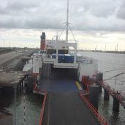 port of rotterdam ro-ro breakbulk stena-trader-hoekvanholland
