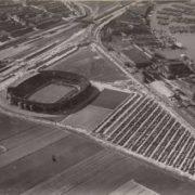 stadion feyenoord, rotterdam, historie, havenwerk,