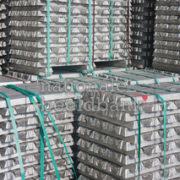 opslag van aluminium in de haven van rotterdam