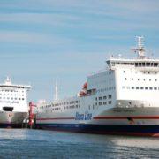 port of rotterdam stena-transit-en-stena-hollandica-rotterdam
