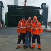 P&O Ferries Europoort Rotterdam Vermeer Rozenburg